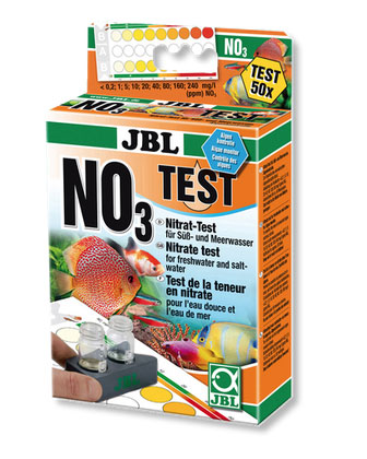 JBL NO3 Nitrat test